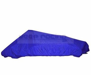 kart cover, blue, top quality