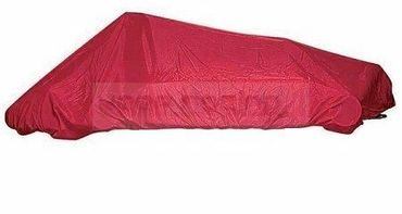 kart cover, red, top quality