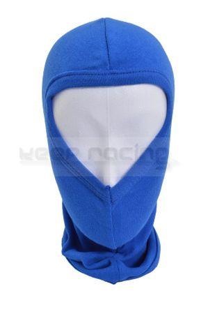 """Vision Sturmhaube """"KIDS"""", 100% Baumwolle, blau"""