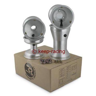 5 Zoll Aluminiumfelgen, Satz, 125mm(17mm)/210mm(58mm)FS