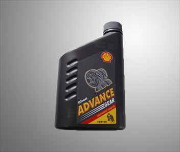 SHELL ADVANCE GEAR 10W-40 - 1 LITER
