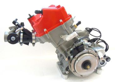 COMPLETE ENGINE, SWISSAUTO 250 VT4 - DYNO TESTED & APPROVED (ABOUT 16HP)