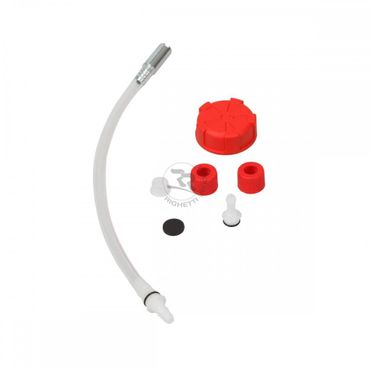 Optional kit for fuel tanks, red