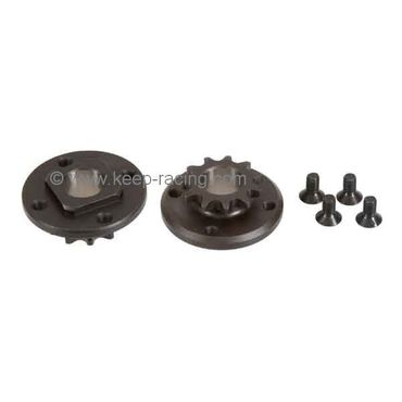 HQ sprocket 10 tooth, for IAME X30, Reedster, Waterswift, MCR-XTR, OEM