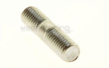 exhaust stud bolt, M8 x 32mm, type Honda GX200, (90047-ZE1-000)