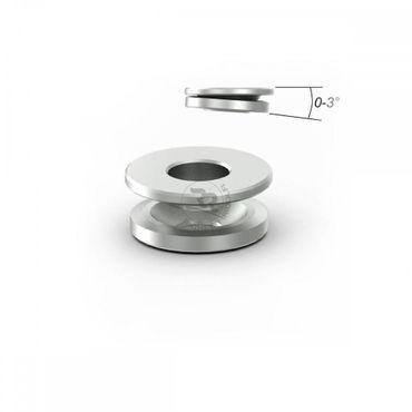 DISTANZSCHEIBE FÜR ACHSSCHENKEL 0 - 3° Di 10mm, sp.8mm