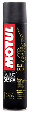 Motul MC CARE ™ P4 E.Z. LUBE, 400ml Dose