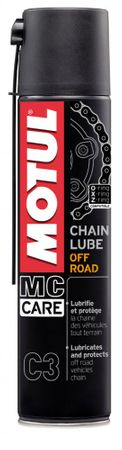 Motul MC CARE ™ C3 CHAIN LUBE OFF ROAD, 400ml