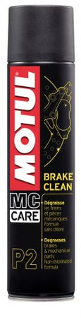 Motul MC CARE ™ P2 BRAKE CLEAN, 400ml