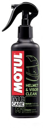 Motul MC CARE ™ M1 HELMET & VISOR CLEAN, 250ml
