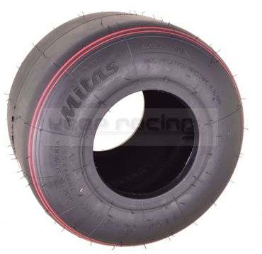 MITAS Reifen SRB 11x6.00-5, RACING soft/medium, (52 Shore +/- 6 ShA)