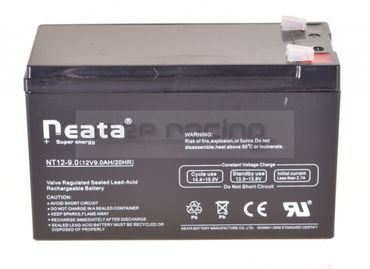 Battery 12V / 9 Ah for IAME X30, Leopard