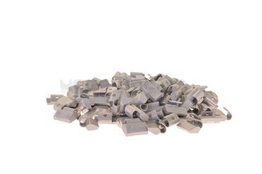 100 x Auswuchtgewichte 15g für Alu-Felgen, Zink (ZN)