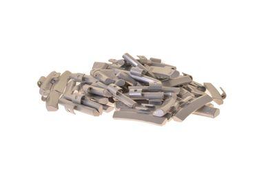50 x Auswuchtgewichte 35g für Alu-Felgen, Zink (ZN)