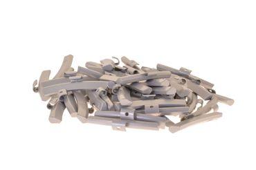 50 x Auswuchtgewichte 45g für Alu-Felgen, Zink (ZN)