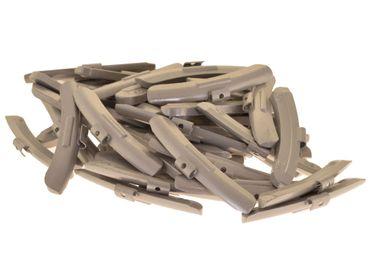 50 x Auswuchtgewichte 60g für Stahl-Felgen, Zink (ZN)