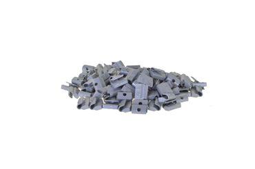 100 x Auswuchtgewicht 5g für Stahl-Felgen, Zink (ZN)