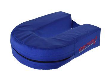 Neck protection keep-racing® Supporter I, U-shape, blue