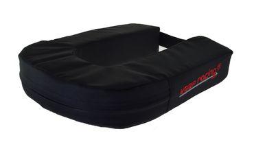Nackenschutz keep-racing® Supporter I, U-Form, schwarz