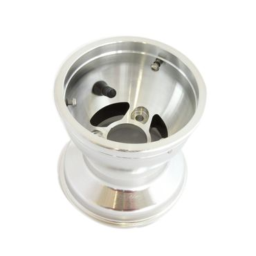 ALUMINIUM AMV FRONT WHEEL 130mm 3-HOLES COMPLETE
