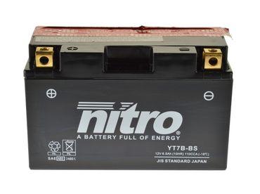 batterie 12V, 6.5Ah, nitro