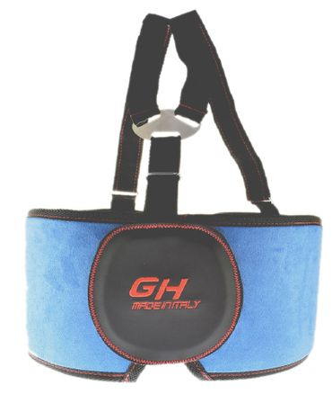 Greyhound rib protection WOMEN, breathable, high quality suede and fiberglass – Bild 2