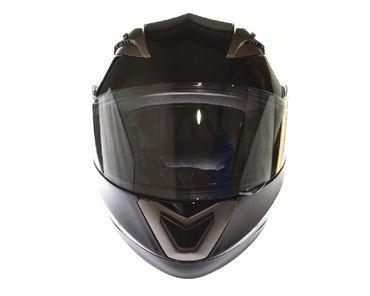 keep-racing® Motorsporthelm AIR, Größe XS - XL, schwarz, ECE / 22-05, DOT FMVSS 218, NBR 7471 – Bild 3