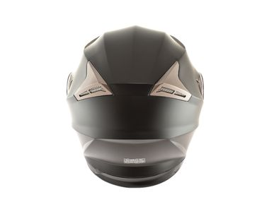 keep-racing® helmet AIR, sizes XS - XL, black mat, ECE / 22-05, DOT FMVSS 218, NBR 7471 – Bild 4