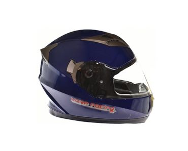 keep-racing® Motorsporthelm AIR, Größe XS - XL, blau, ECE / 22-05, DOT FMVSS 218, NBR 7471 – Bild 2