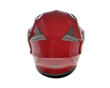 keep-racing® Motorsporthelm AIR, Größe XS - XL, rot, ECE / 22-05, DOT FMVSS 218, NBR 7471 – Bild 4