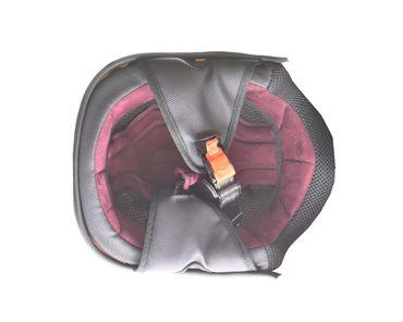 Monster Helm, Motorradhelm, Jethelm,weiß – Bild 6