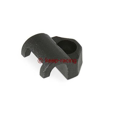 locking for brake pipe connection 6mm, black colour