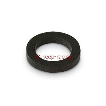 spindle spacer 17x4mm, black colour