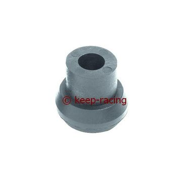 big nylon semi-bush for rear bumper (28-30) silver colour