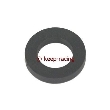 spindle spacer 15x4mm black colour