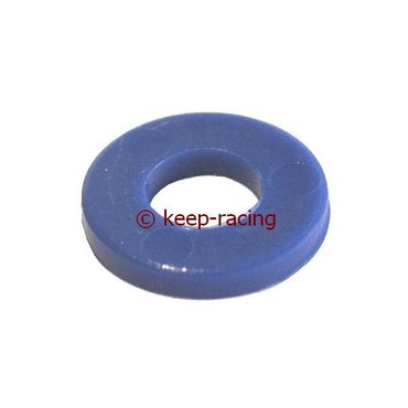 nylon washer 22x10mm blue colour