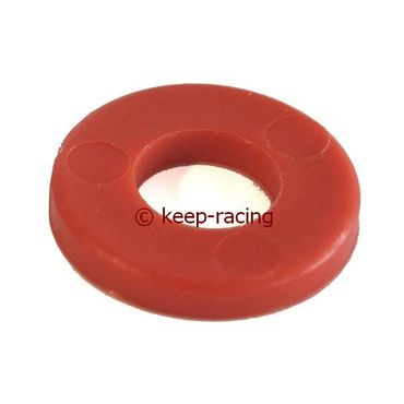 nylon washer 22x10mm red colour