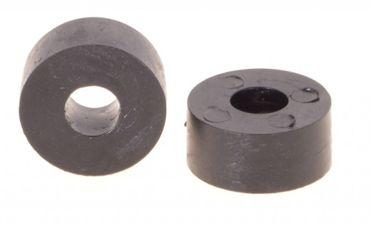 Unterlegscheibe Gummi 27 x 14mm, M10, schwarz