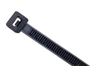 Kabelbinder 360 x 4.8, schwarz