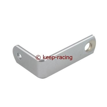 """L"" support for chain guard, 44 x 74mm"