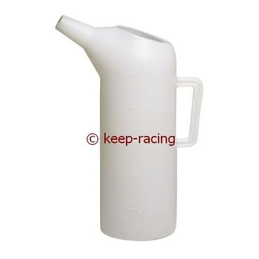 Meßbecher 5 Liter, Skaleneinteilung