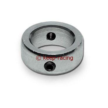 Sicherungsring 20mm Aluminium, silber eloxiert