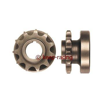 enginesprocket 9t (iame/yamaha type)