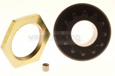 enginesprocket 11t for rotax 125 max requires bushing bearing k322-11-b