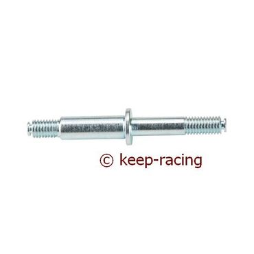 screw for aluminium pedal 8/10mm