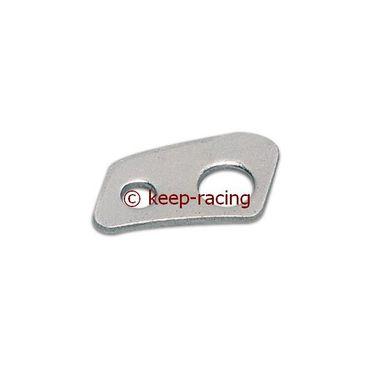 aluminium thickness 2mm for rear caliper
