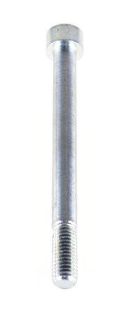 Achsschenkelschraube, Achsschenkelbolzen, M8 x 91mm, Flachkopf