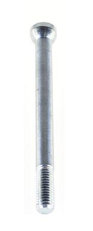 Achsschenkelschraube, Achsschenkelbolzen, M8 x 91mm, Rundkopf