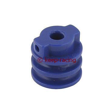 Antriebsrad für Wasserpumpe, Nylon, klein, blau