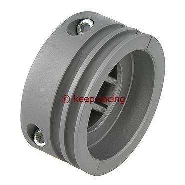 Nylon Antriebsrad für 40mm Achse, silber